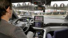 Péage, obstacle… quand l'autoroute parle directement avec votre voiture