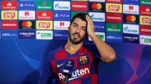 Luis Suárez heading for Atlético Madrid on free after wrangle with Barcelona