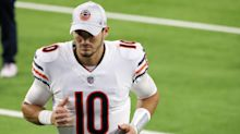 Mitchell Trubisky officially named Bears starting QB vs. Packers