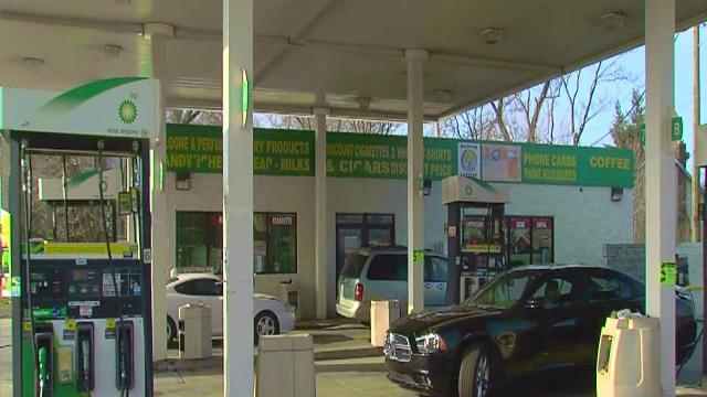 Gas station employee arrested for shooting two men in store