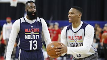Harden: Russ and I will 'figure things out'