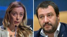 """Blitz di Salvini al citofono, Giorgia Meloni: """"Io non lo avrei fatto"""""""