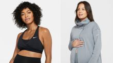 Nike's first-ever maternity wear collection is finally available to shop