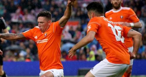 Foot - ESP - Leganés gagne contre Las Palmas et envoie Osasuna en D2