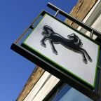 Lloyds beats forecasts and returns to profit in third quarter