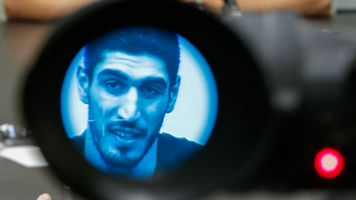 Dad jailed, Kanter alleges 'retaliation' by Turkey