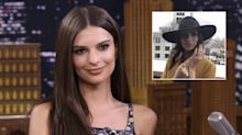 Em Rata reveals hubby proposed with paperclip