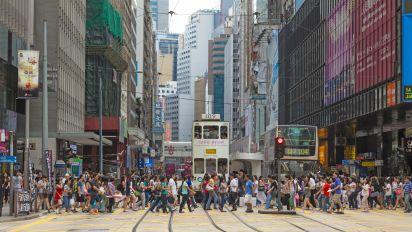 陳茂波:香港核心競爭力未受近月社會事件影響