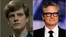 Colin Firth, antes y después de convertirse en el 'gentleman' de Hollywood