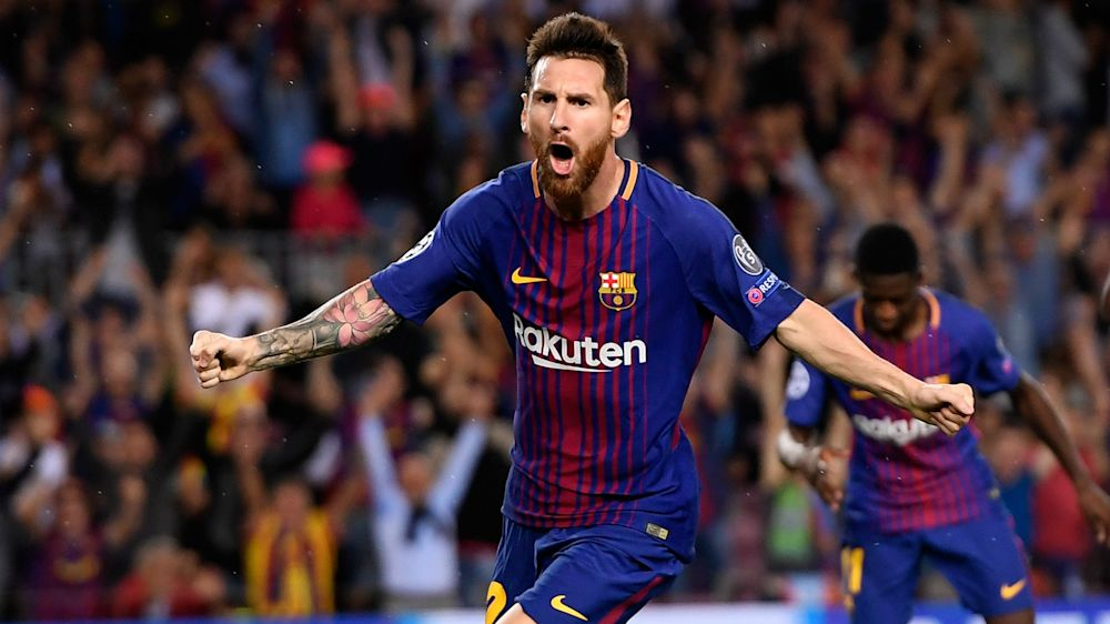 Messi makes Barcelona Champions League favourites, insists Guardiola