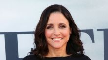 Julia Louis-Dreyfus's sons dance to 'Beat It' to mark her last day of chemotherapy