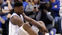 Nike stock slips after Duke basketball star gets injured as sneaker rips open