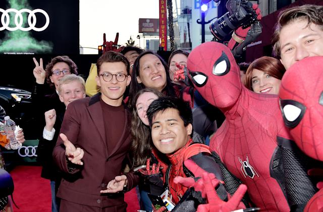 Disney's new deal with Sony gets Spider-Man flicks on Disney+
