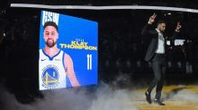 Report: Warriors granted disabled-player exception for Klay Thompson