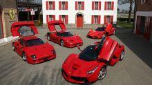 I Buy di oggi da Cnh Industrial a Ferrari
