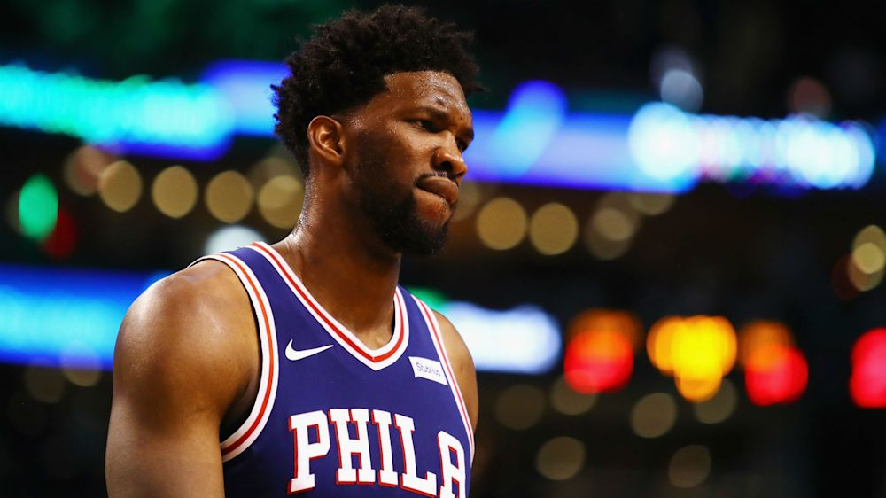 Joel Embiid expresses frustration on Instagram after 76ers loss