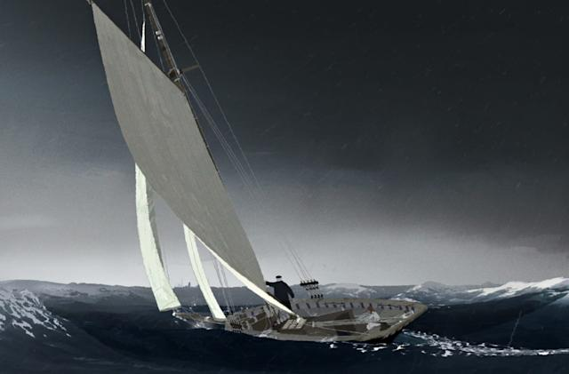 Google releases gorgeous VR short film 'Age of Sail'