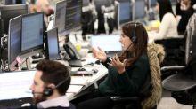 Oil majors, banks lead FTSE 100; Greene King soars on M&A
