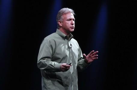 Phil Schiller slams Android in WSJ interview hours before new handsets are to be introduced