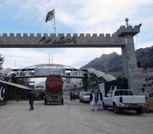 Pakistan reopens Afghanistan border crossing held by Taliban