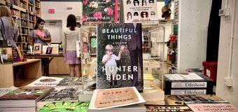 'Beautiful,' grotesque mix in wrenching Biden memoir