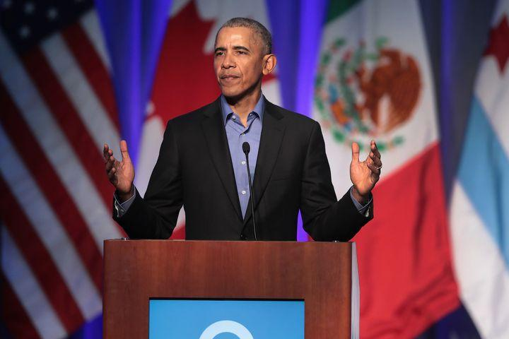 Barack Obama finally breaks his silence on immigration controversy, and it's kind of a let down