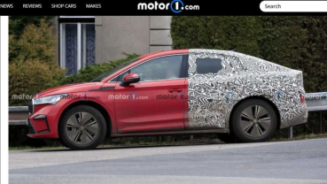 Skoda 新 SUV 測試車曝光,罕見採用 Coupe 跑旅造型!