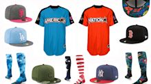 MLB unveils colorful new uniforms for All-Star game, Fourth of July, other holidays