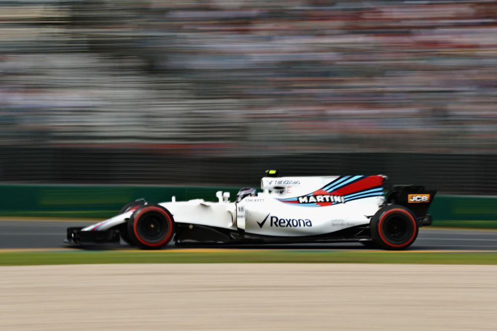 Stroll crashes Williams again in Melbourne practice