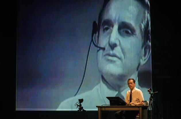 The mother of all tech demos becomes an avant garde opera