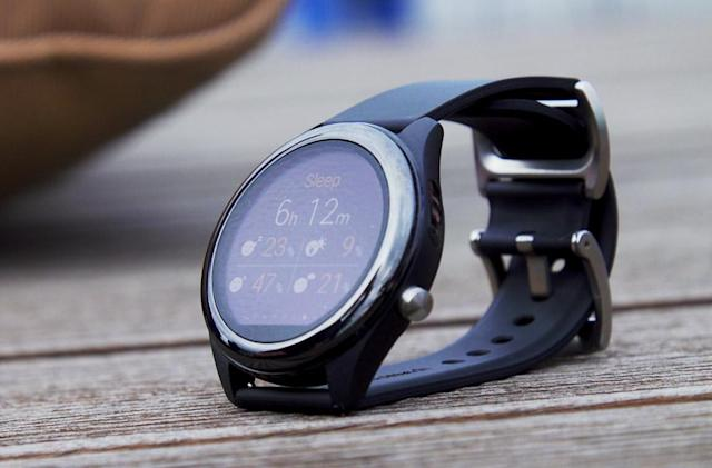 ASUS' new fitness watch is more useful and better looking