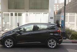 New York City will get its first curbside EV chargers in October