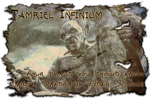 Tamriel Infinium: What you need to know about Daedra in The Elder Scrolls Online