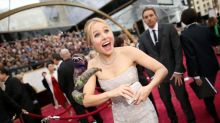 What If Kristen Bell Could Carry a Sloth on the Red Carpet? A Girl Can Dream...