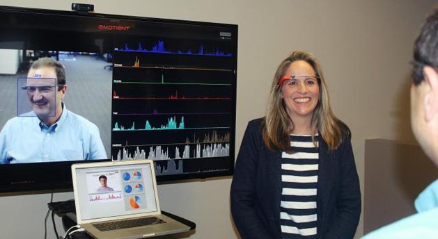 Emotient's Google Glass app tells you how others are feeling