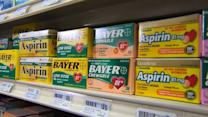 Aspirin could help with blood clots, study finds