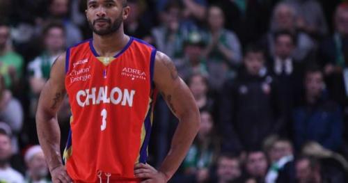 Basket - Pro A - Chalon-sur-Saône s'accroche au podium de la Pro A