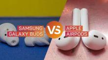 Galaxy Buds vs. AirPods de Apple: ¿Cuál me gustó más?