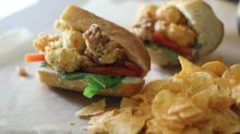 Not in New Orleans? This Seafood Po' Boy Is the Next Best Thing