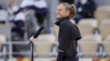 Roland-Garros (F) - Fiona Ferro en huitièmes de finale de Roland-Garros: «Ce n'est qu'une étape»