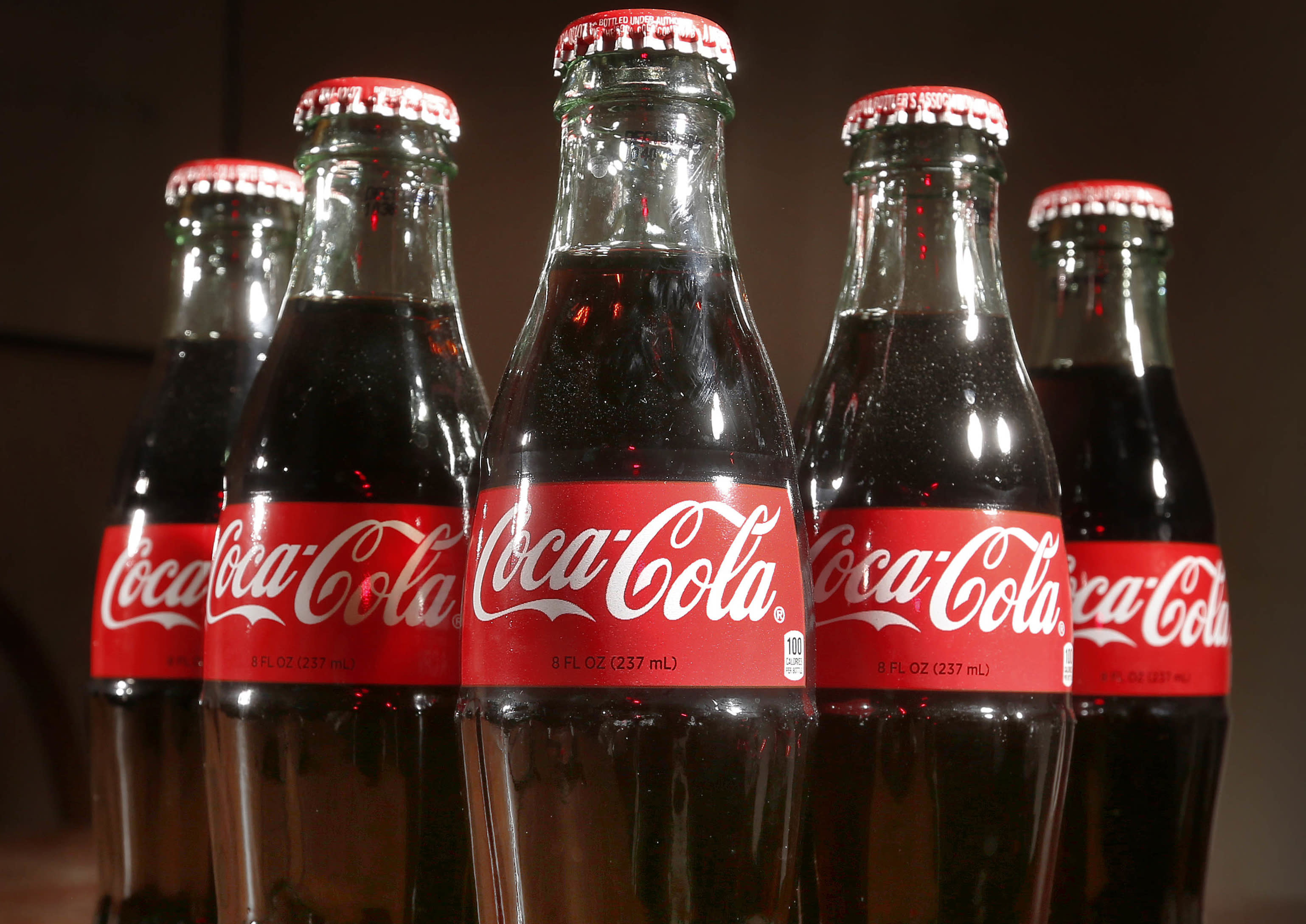 Coca-Cola CEO says business is improving amid COVID-19 pandemic