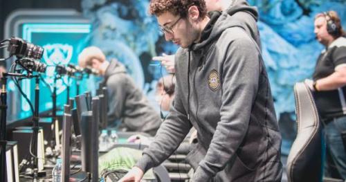 eSport - eSport - League of Legends : les Européens de G2 éliminés au premier tour des Mondiaux
