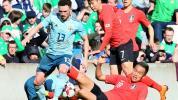 Südkoreas Siegesserie in Nordirland gerissen
