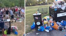 Council seeks to ban people from drinking in the park after 'excessive amounts of littering, urination and defecation'