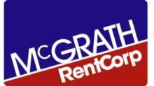 McGrath RentCorp Declares Quarterly Dividend
