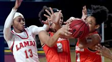 Lady Cardinals force overtime, fall short to Sam Houston State