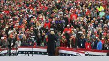 Le mouvement Trump plus large et solide que prévu