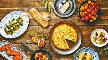 西班牙風味大餐