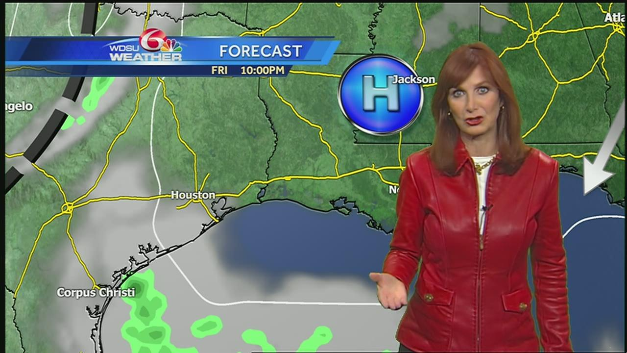 Friday Overnight: Cold morning and cool day [Video]