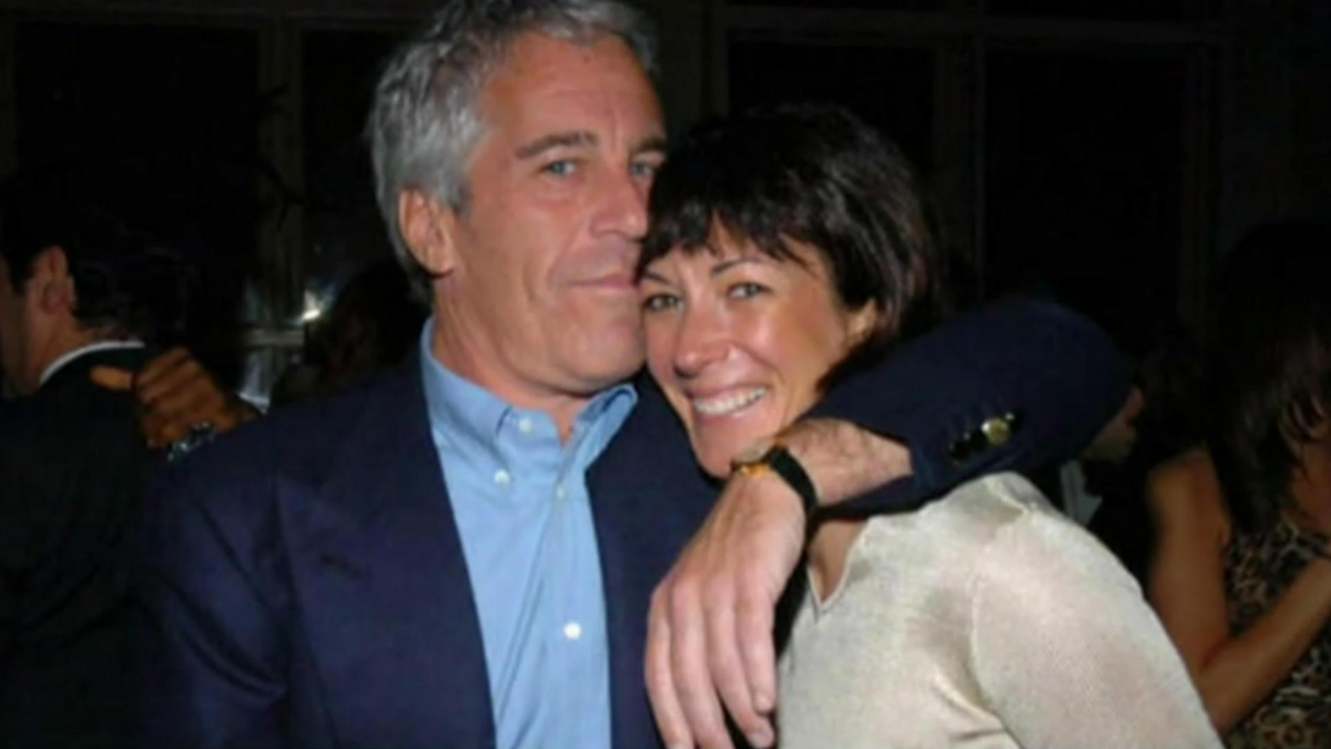 "Epstein told Maxwell she'd done ""nothing wrong,"" documents show"